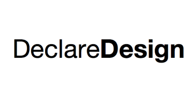 DeclareDesign: Characterize and diagnose research designs